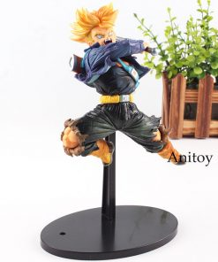 Figurine Trunks Super Saiyan Action