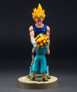 Figurine Vegeta Trunks Super Saiyan