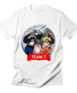 T-Shirt Team 7 Naruto