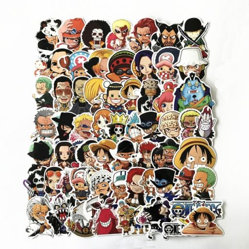 Autocollants One Piece