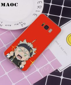 Black Clover Galaxy J3 J5 J7