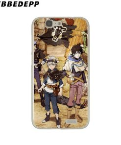 Coque Black Clover