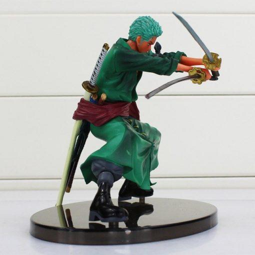 Figurine du lieutenant Zoro