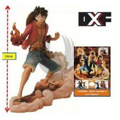 Figurine ensemble de 3 personnages one Piece