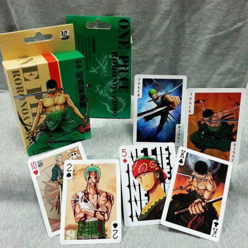 Jeux de carte Luffy