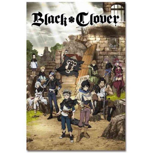 Poster Black Clover