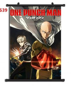 Poster One Punch Man Affiche