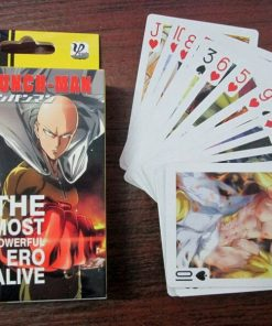 Cartes One Punch Man Présentation
