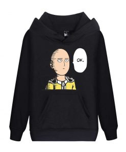 Sweat Noir One Punch Man