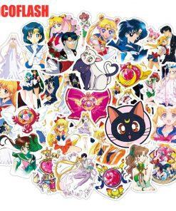 Autocollant Sailor Moon Present