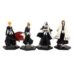 Ensemble figurines Kuchiki face